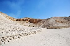 Free Valley Of The Kings Stock Photography - 4875172