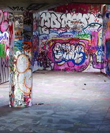 Free Murals Stock Image - 4876131