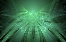 Free Abstract Fractal Streamers Stock Photo - 4876230
