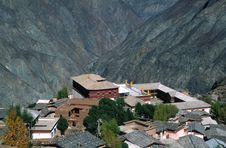 Free Dongzulin Monastery Royalty Free Stock Images - 4876929