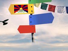 Free Tibet Series Stock Image - 4877281