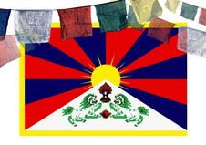 Free Tibet Series Royalty Free Stock Image - 4877296