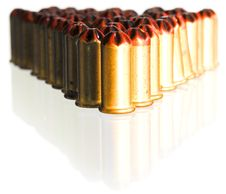 Free Bullets Stock Photo - 4877500