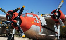Free A Raider Tri-motor Royalty Free Stock Image - 4878176