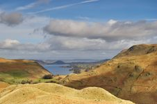 Free Northern End Of Ullswater From Beda Fell Stock Photo - 4878350