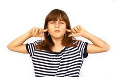 Free Beautiful Teenager Royalty Free Stock Images - 4878379