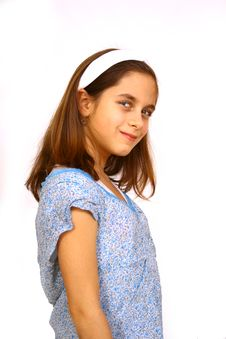 Free Beautiful Teenager Royalty Free Stock Photography - 4878497