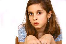 Free Beautiful Teenager Stock Photography - 4878532