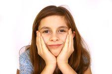 Free Beautiful Teenager Royalty Free Stock Photography - 4878597