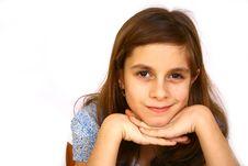 Free Beautiful Teenager Royalty Free Stock Photo - 4878625