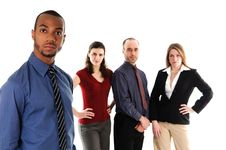 Free Business Team Royalty Free Stock Photos - 4879328
