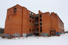 Free Graffiti Urban Building Stock Photography - 4879522
