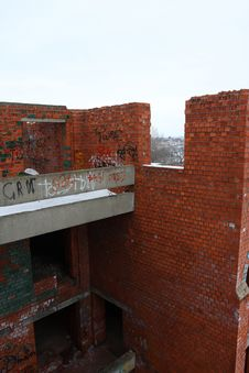 Free Graffiti Urban Building Stock Photos - 4879533