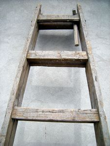 Free Old Ladder Royalty Free Stock Photo - 4879965