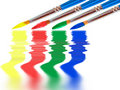 Free Paintbrushes Stock Photography - 4881722