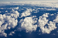 Free Clouds Over The Pacific Stock Image - 4886611