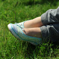 Free Resting Feet Royalty Free Stock Photo - 4889955