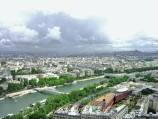 Free Paris In Summer Stock Photography - 4880072
