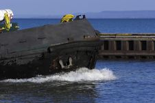 Free Tugboat Stock Images - 4882014