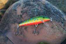 Free Fishing Lure Stock Photos - 4882393