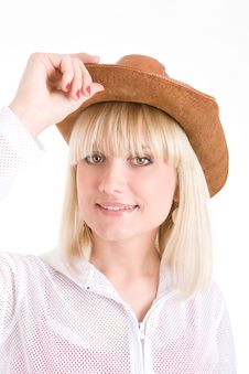 Free Cowgirl Royalty Free Stock Image - 4883136