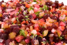 Free Beetroot Salad Stock Images - 4883754