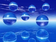 Free Mirror Balls Stock Images - 4884414