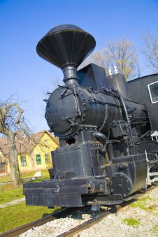 Free Old Locomotive Stock Photos - 4885333