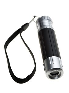 Free Flashlight Royalty Free Stock Image - 4886586