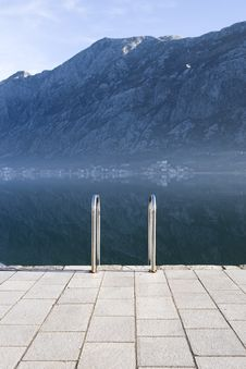Free Water Entry, Montenegro Stock Images - 4887734