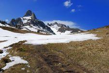 Free Ciucas Mountains In Romania Royalty Free Stock Photos - 4887968