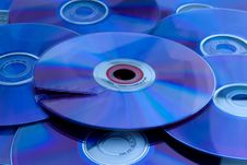 Free Damaged Disc Royalty Free Stock Images - 4888219