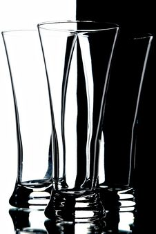 Free Still Life With Glasses Royalty Free Stock Photography - 4888697