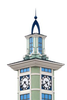 Free Clock Tower Stock Photos - 4889023