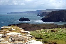 Free Cornish Coast Stock Images - 4889124
