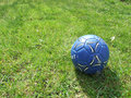 Free Football Ball Stock Image - 4891451