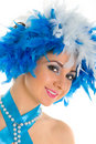 Free Glamour Woman Portrait Stock Photos - 4893663