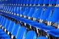 Free Stadium Seats Royalty Free Stock Photo - 4894325