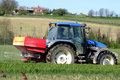Free Farmer Feeding His Crop Royalty Free Stock Image - 4899966