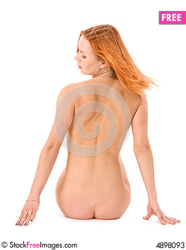 Free Redhead Young Naked Woman Stock Photos - 4898093