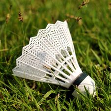 Free Badminton Shuttlecock Stock Images - 4890484