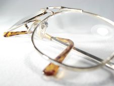 Eyeglasses Closeup