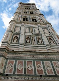 Free Giotto S Tower - Florence, Italy Stock Photo - 4890620