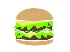 Free Hamburger Stock Photos - 4891643