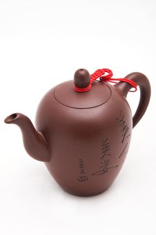 Free Teapot Royalty Free Stock Image - 4891756