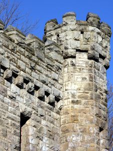 Free Stone Castle Tower Stock Images - 4892284