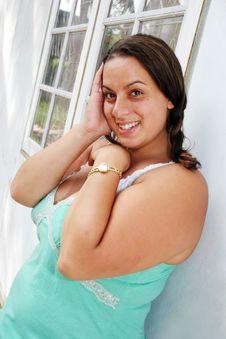Free Woman Royalty Free Stock Image - 4893516