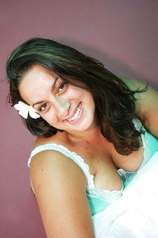 Free Woman Stock Photography - 4893702