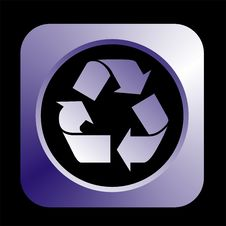 Free Recyling Logo Royalty Free Stock Photo - 4893755