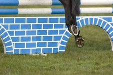 Free Horse Jumping 026 Royalty Free Stock Image - 4894966